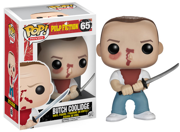 Funko Reveals Pulp Fiction Reaction Series 2 Figure Line