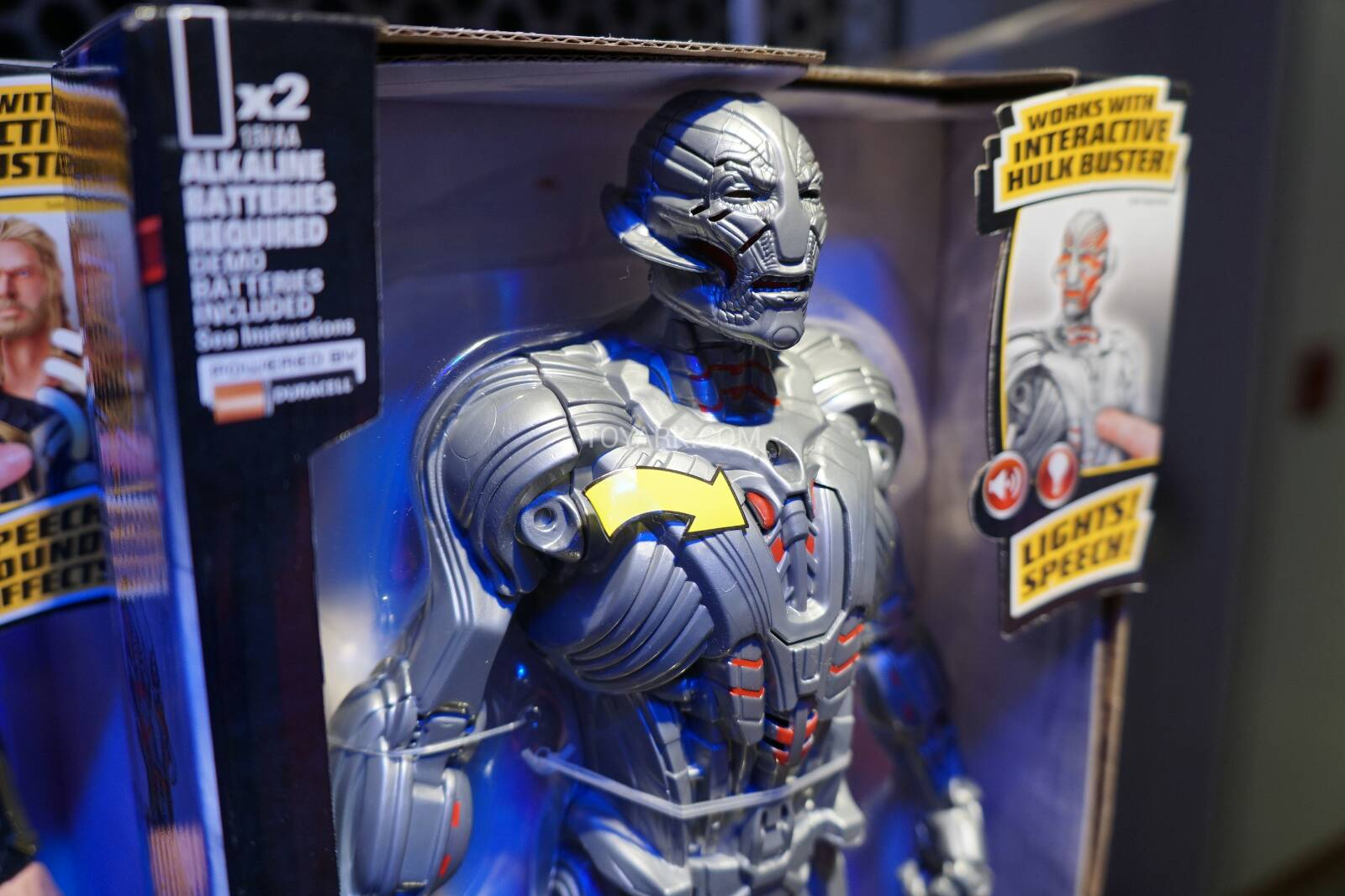 Hasbro Avengers Age of Ultron Toys from Toy Fair 2015 ...