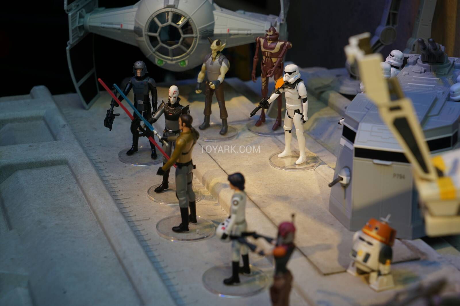 Star Wars Toys Hasbro : Hasbro star wars at toy fair the toyark news