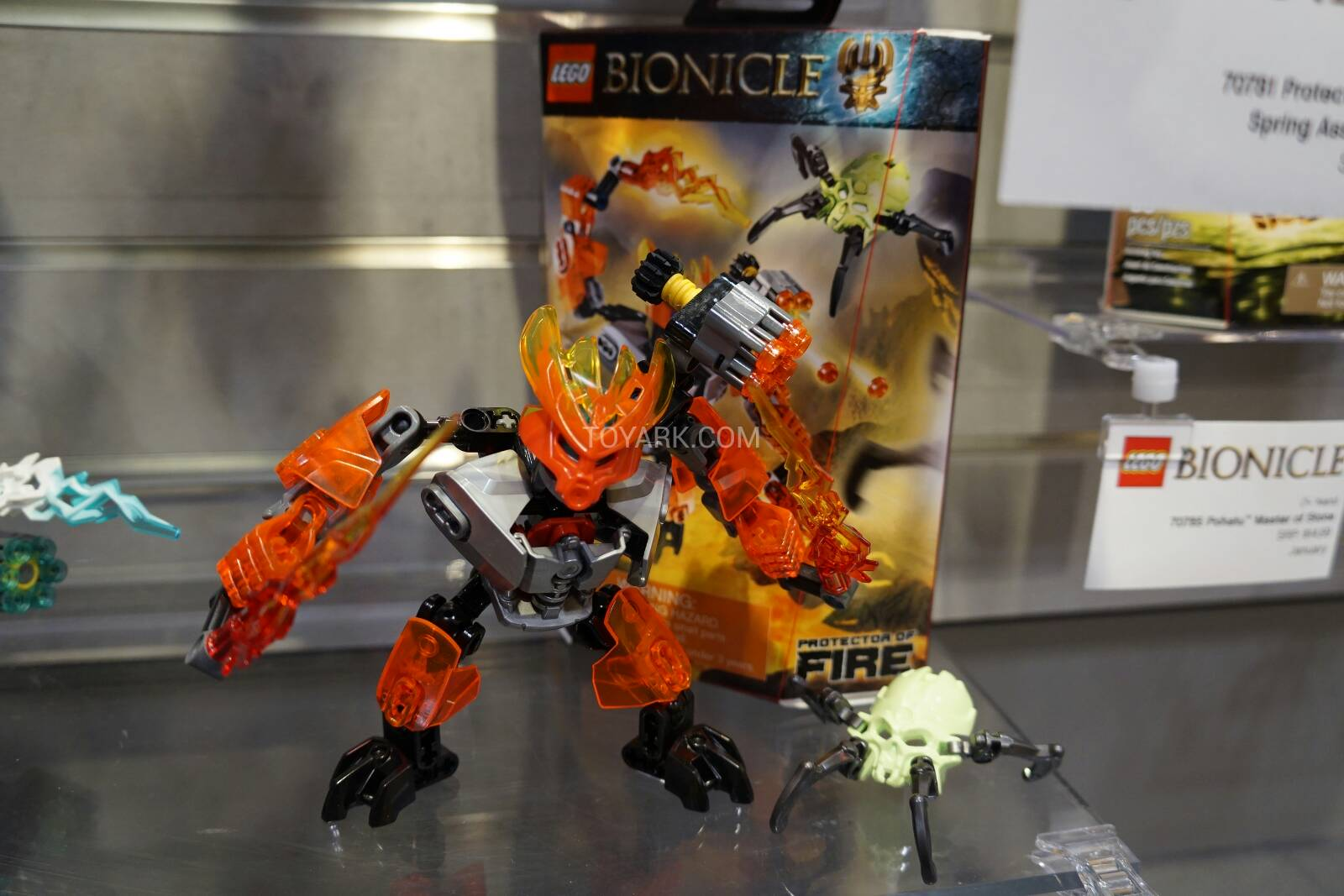 LEGO Bionicle From Toy Fair 2015 - The Toyark - News