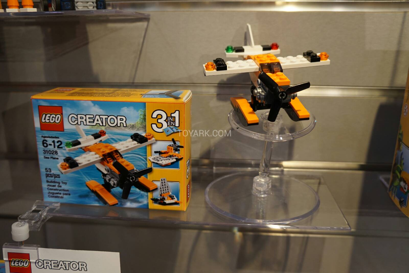 LEGO Pirates, Mixels, Minifigures and Creator at Toy Fair 2015 - The