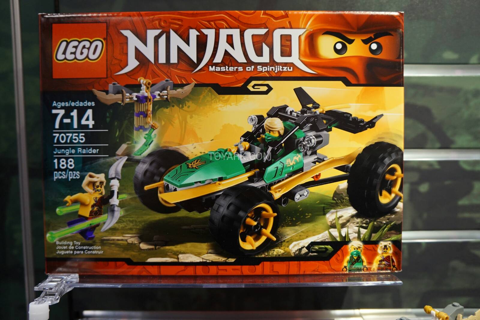 Sets Toyark News Lego From Fair The Ninjago Toy 2015 0OkZNnwPX8