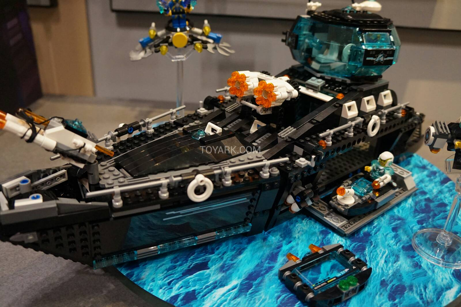 Lego Movie Ideas Ultra Agents At Toy Fair 2015 The