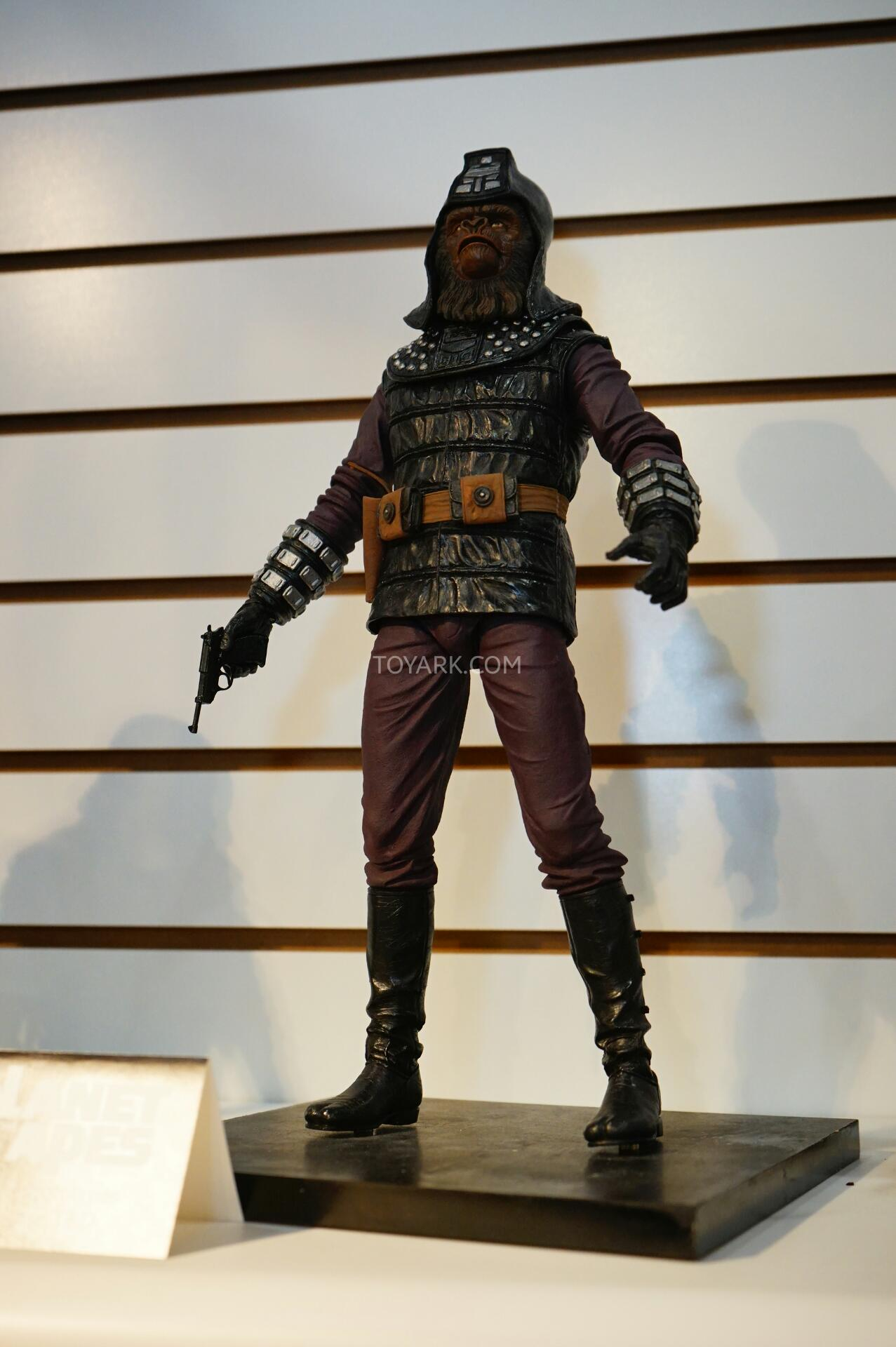 2015 NECA Toys 7 inch Planet of the Apes George Taylor Action Figure