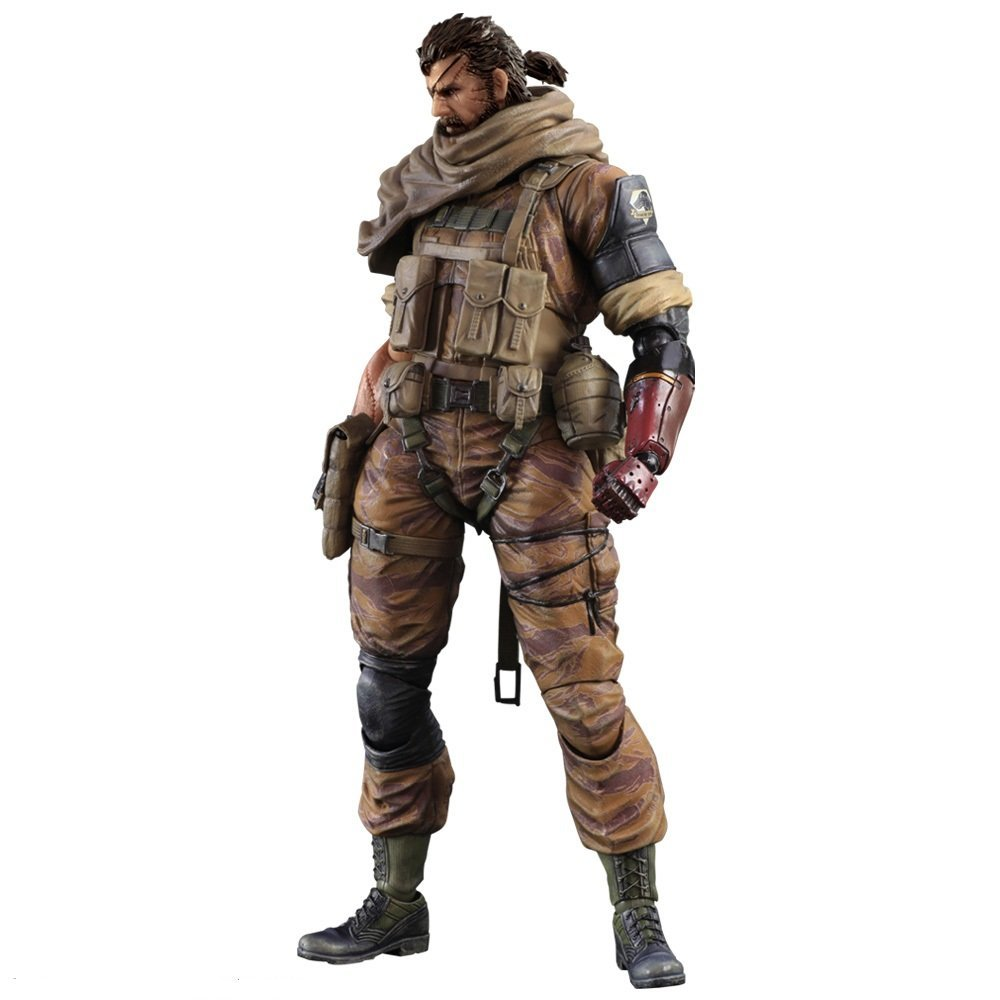 Two New Metal Gear Solid V Play Arts Kai Venom Snake