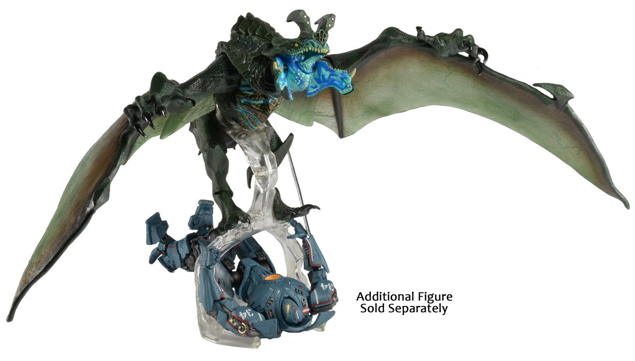 Neca Reveals Pacific Rim Kaiju Winged Otachi The Toyark News Raiju this page contains images on the pacific rim wiki pertaining to raiju. neca reveals pacific rim kaiju winged