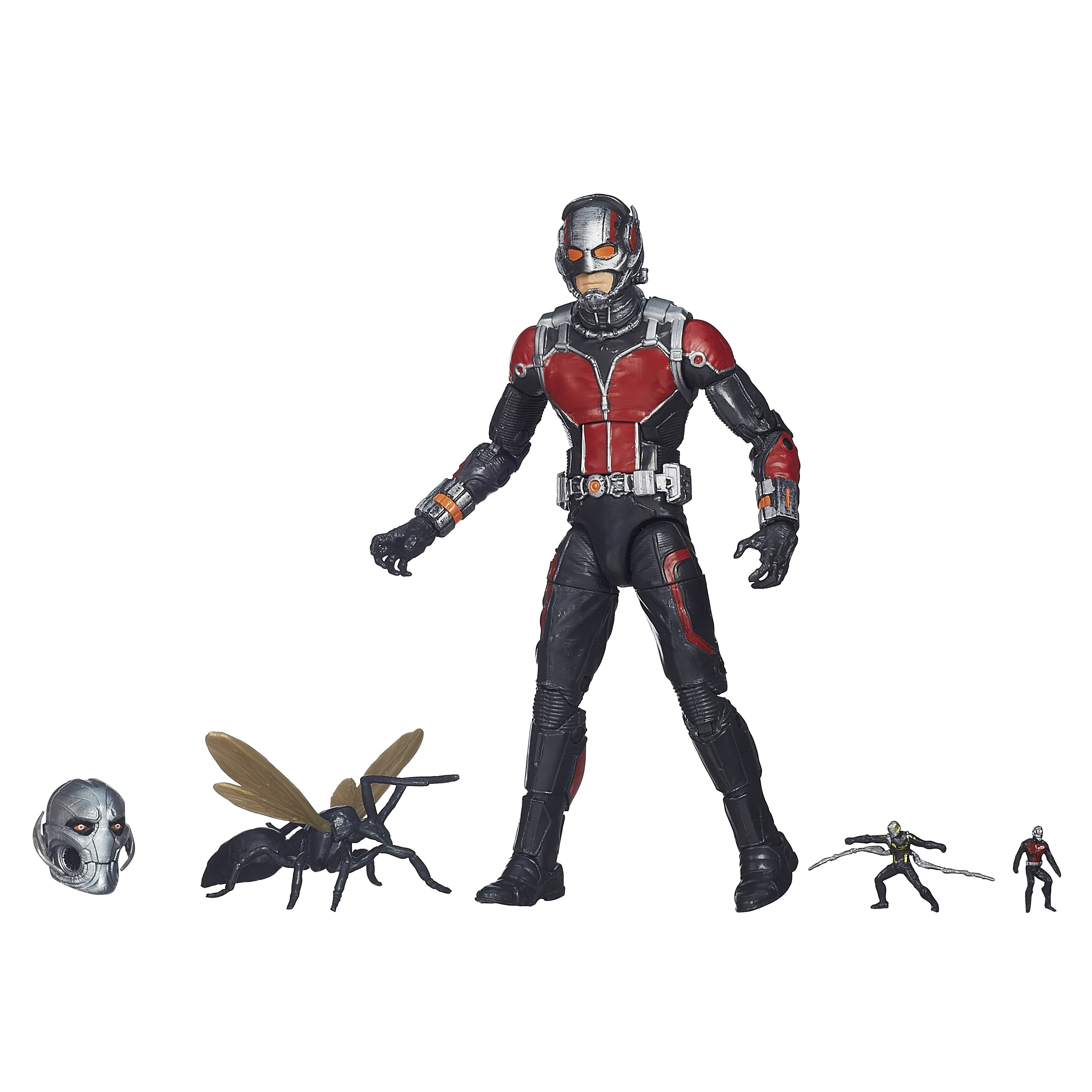 New Photos Of Ant Man 375 Inch Marvel Legends Spider Man