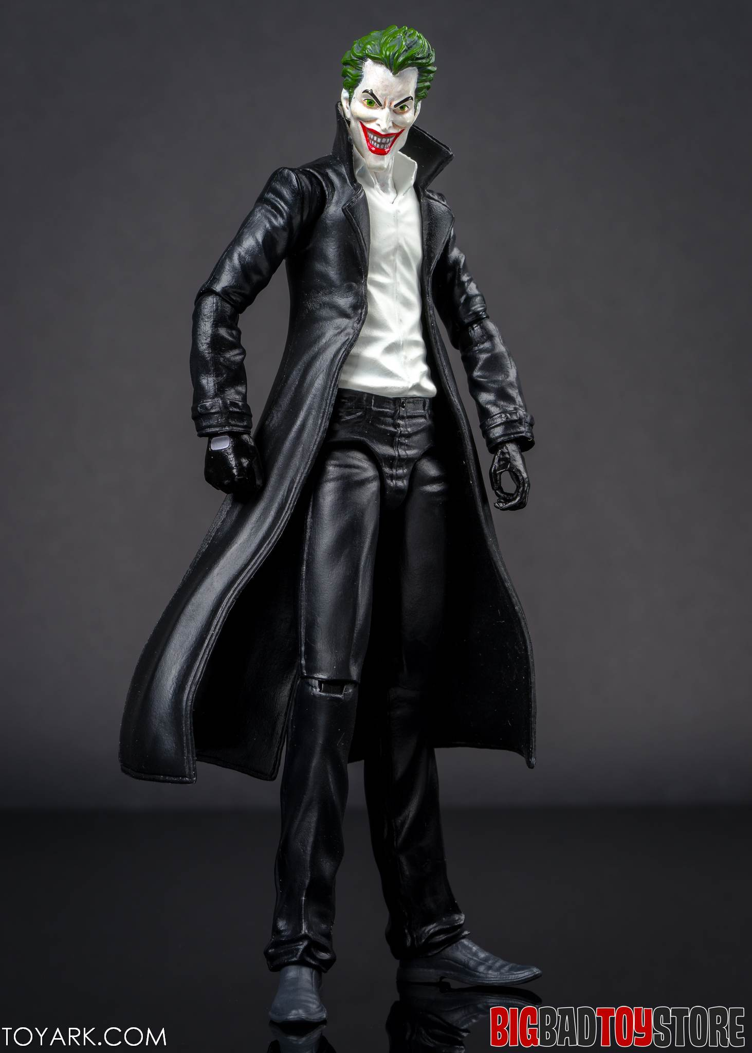 dc collectibles new 52 joker  2nd version  photo shoot