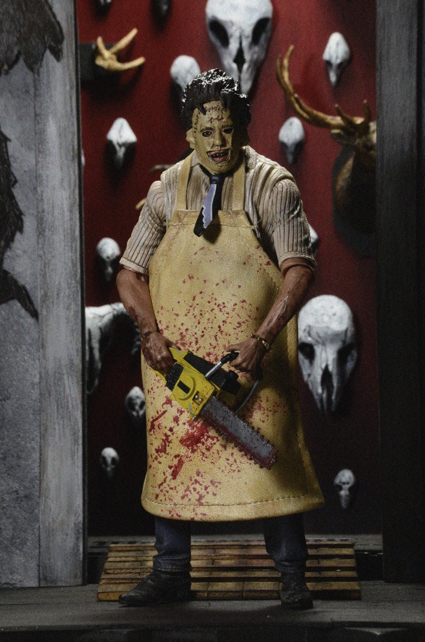 Texas Chainsaw Massacre Ultimate Leatherface Update from NECA