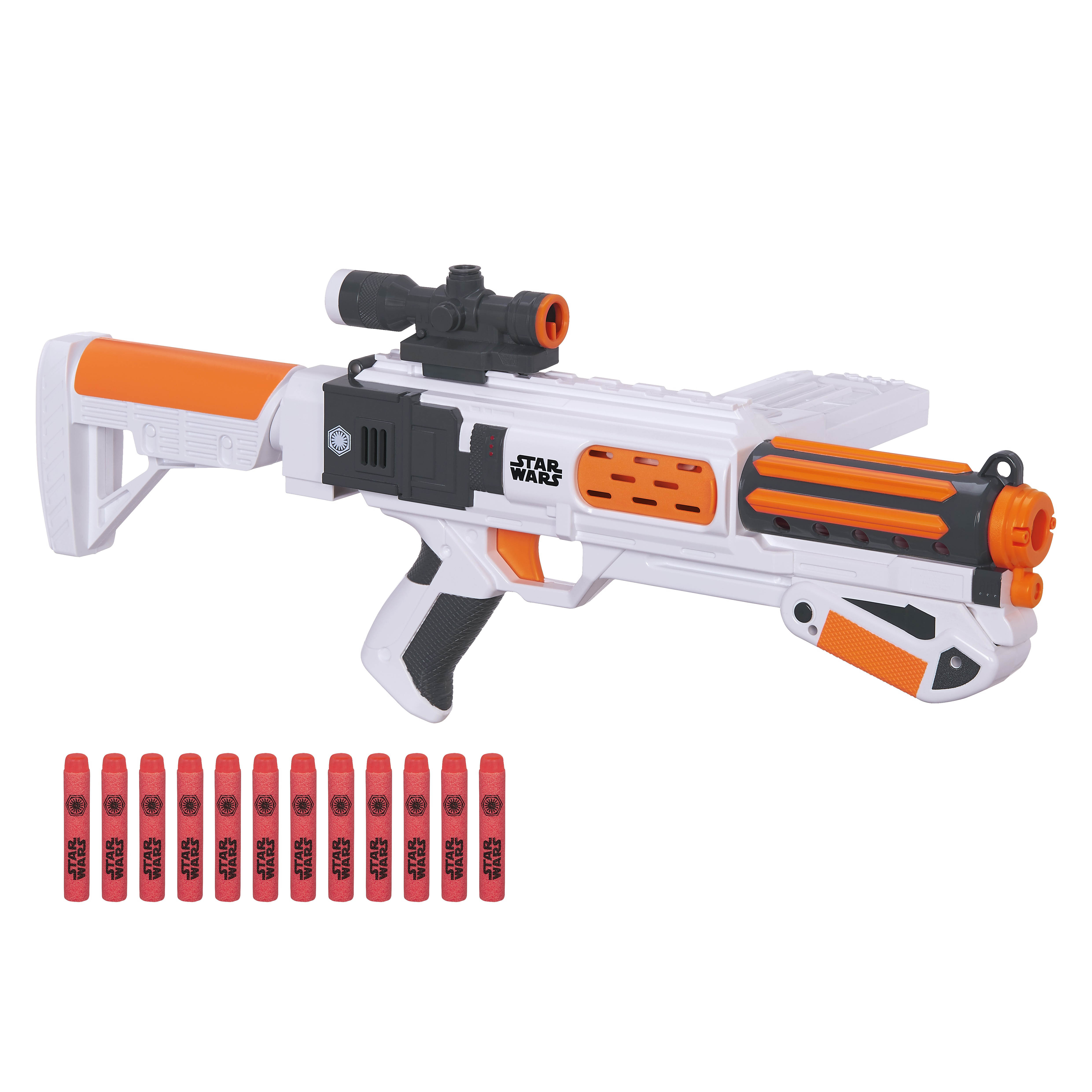 official pics stormtrooper nerf blaster and battle action millennium falcon the toyark news
