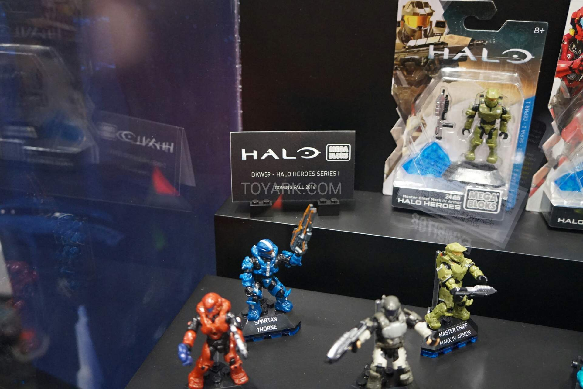 NYCC 2015 - Mega Bloks Halo - The Toyark - News