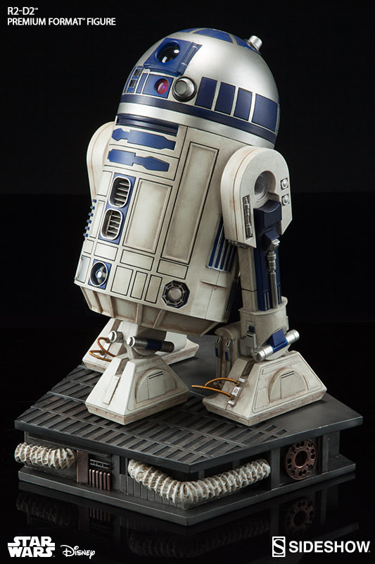 update on sideshow star wars c-3po and r2-d2 statues