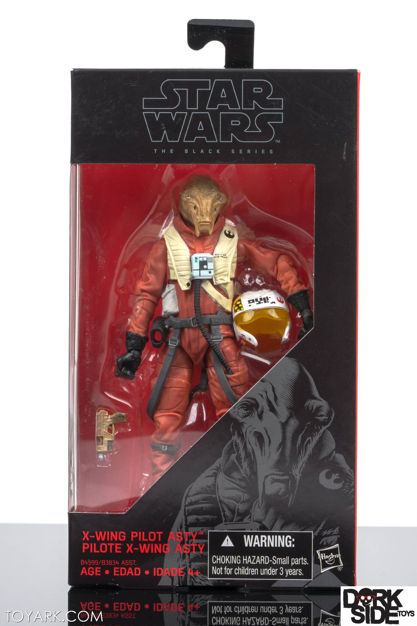 STAR WARS EPISODE 7 X-WING PILOT ASTY