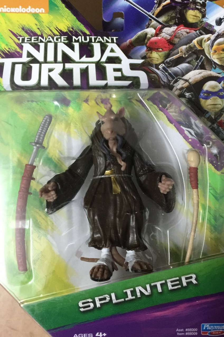 Best Look Yet At Tmnt Out Of The Shadows Toys The Toyark News