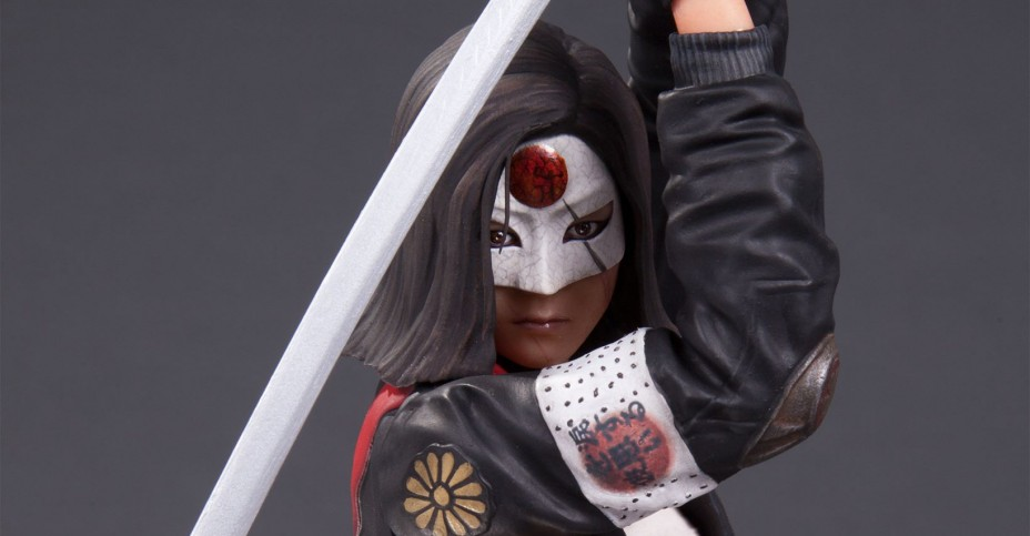 New Photos Of Dc Collectibles Suicide Squad Katana Statue The Toyark News
