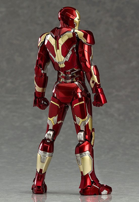 S.H Figuarts SHF Iron Man MK43 Red /& MK42 Gold Action Figures IN BOX