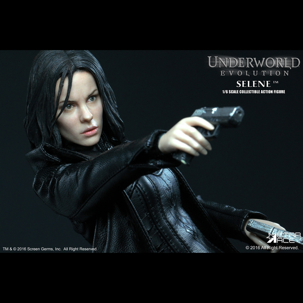 New Underworld 1 6 Scale Selene Figure By Star Ace Toys The Toyark Female