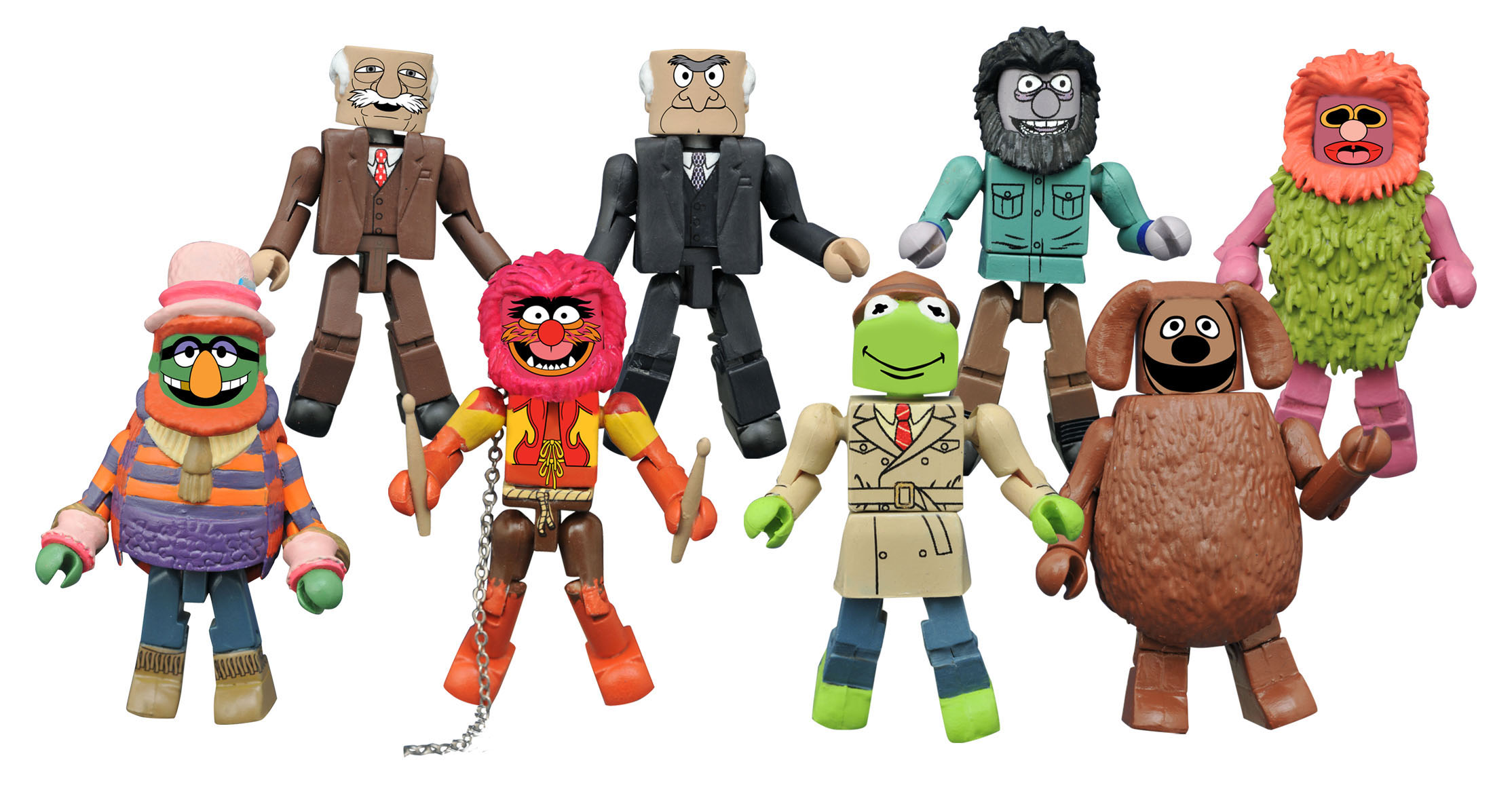 Muppets Minimates Series 2 In Stores The Toyark News