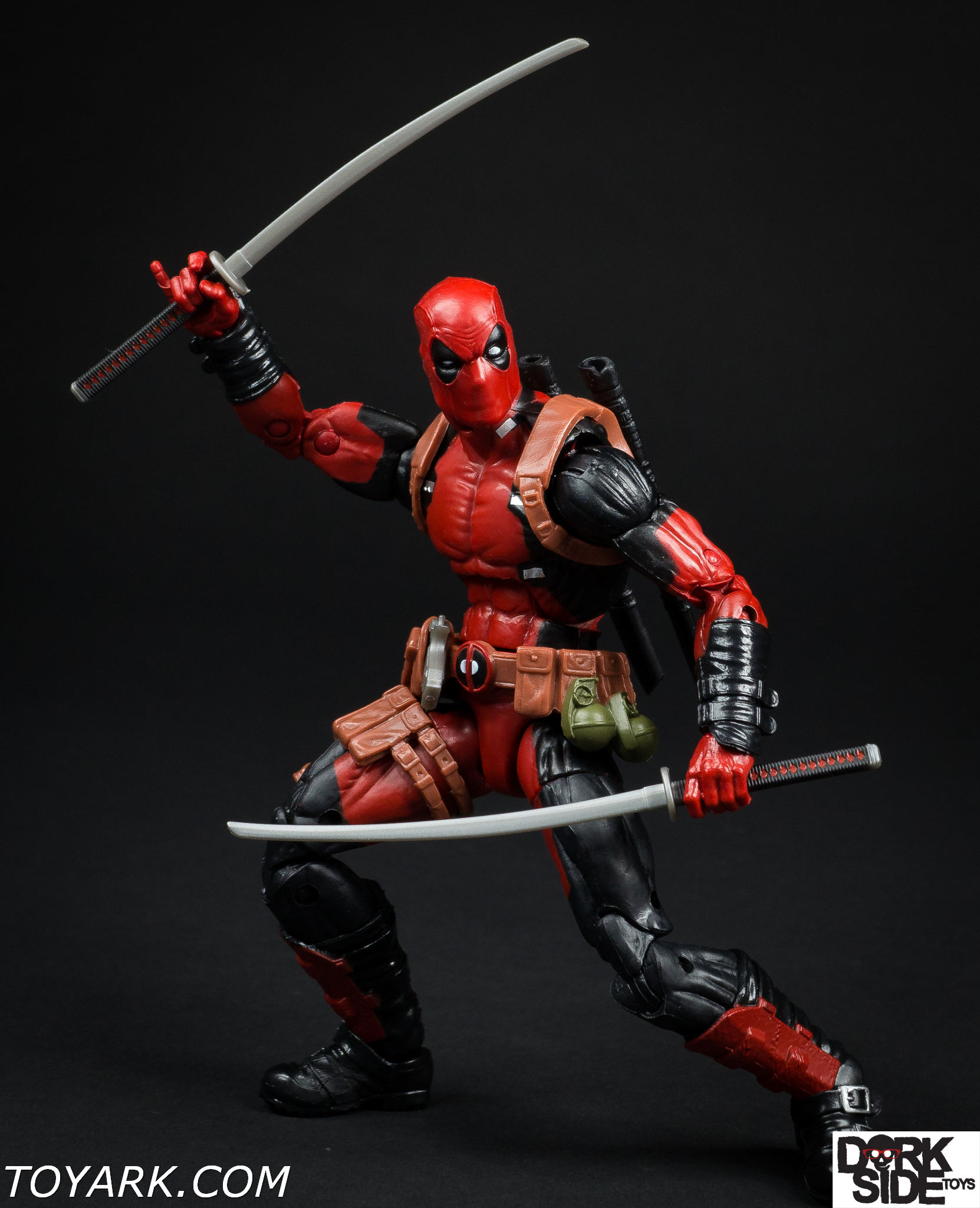 "DEADPOOL X-MEN Marvel Legends DEADPOOL 2016 3.75/"" INCH Loose Action FIGURE"