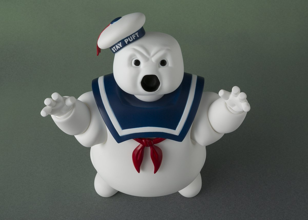 Assessing The Damage Of The Stay Puft Marshmallow Man |Puft Marshmallow Man