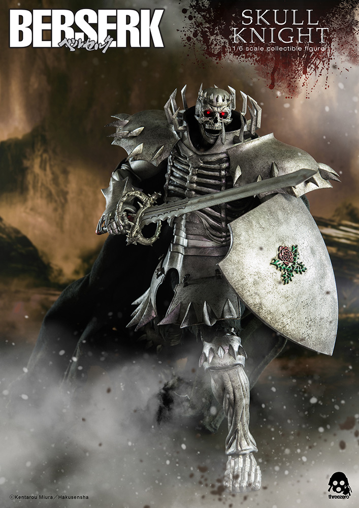 Berserk Skull Knight Figure Photos And Details By