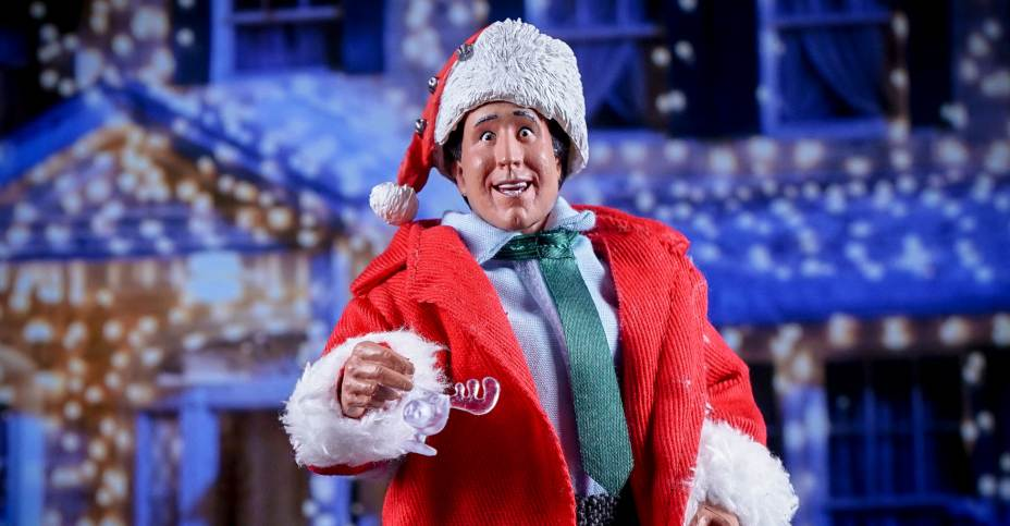 Clark Griswold Christmas Vacation.National Lampoon S Christmas Vacation Santa Clark Griswold
