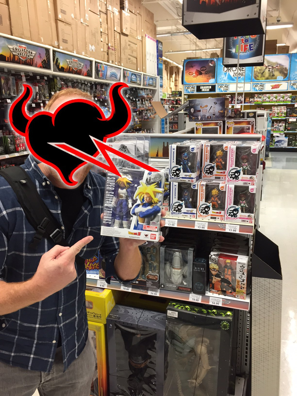Tamashii Nations Items Now Available In Toys R Us Stores The