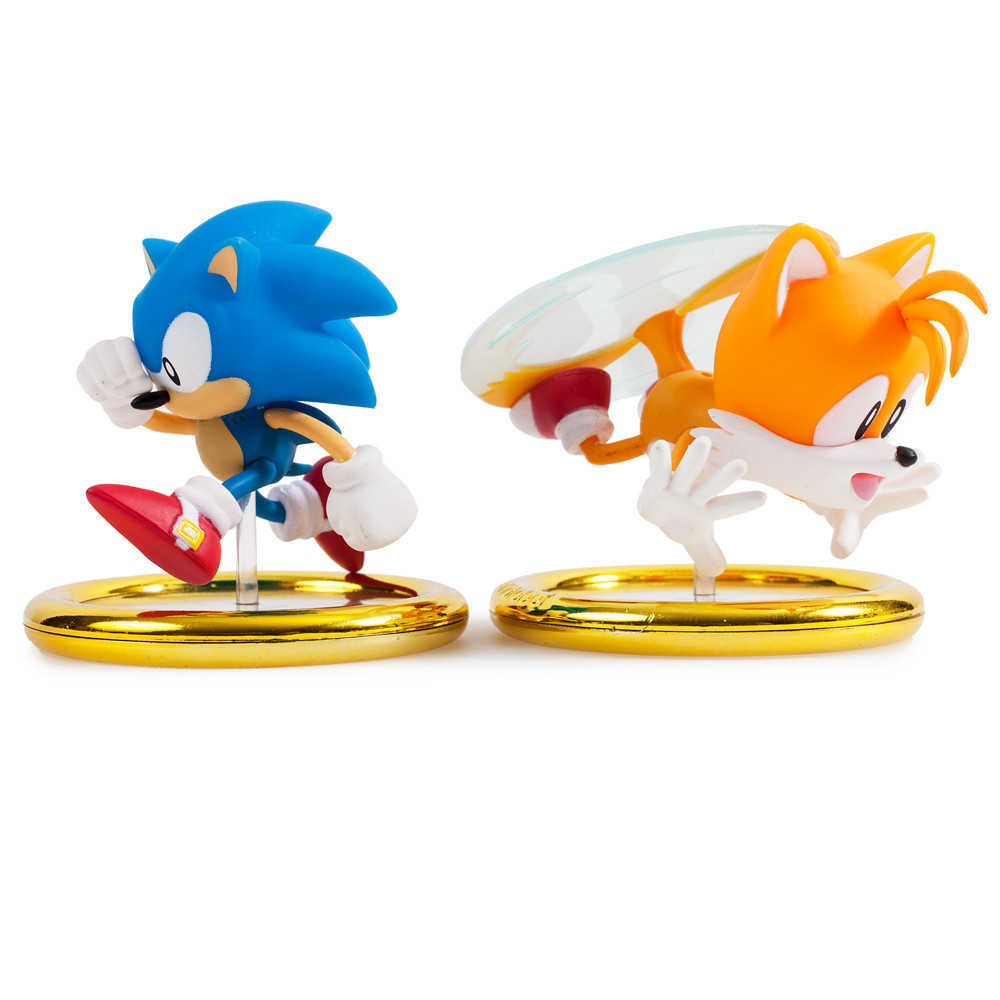 Sonic The Hedgehog Blind Box Figures By Kidrobot The Toyark News