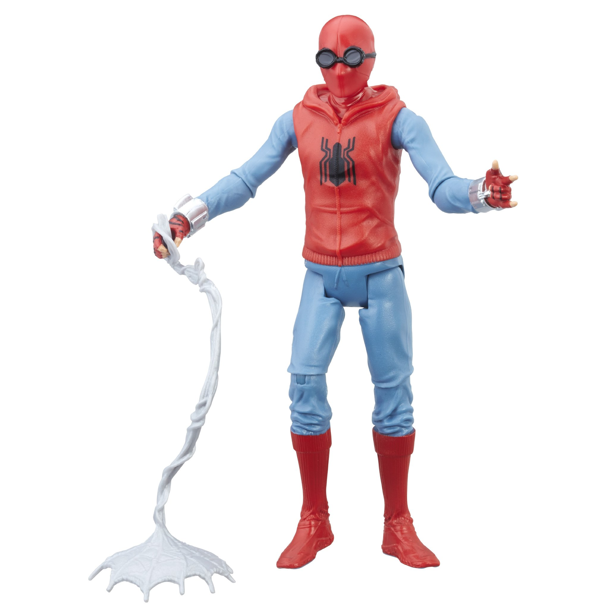 New Spider Man Homecoming Official Images From Hasbro