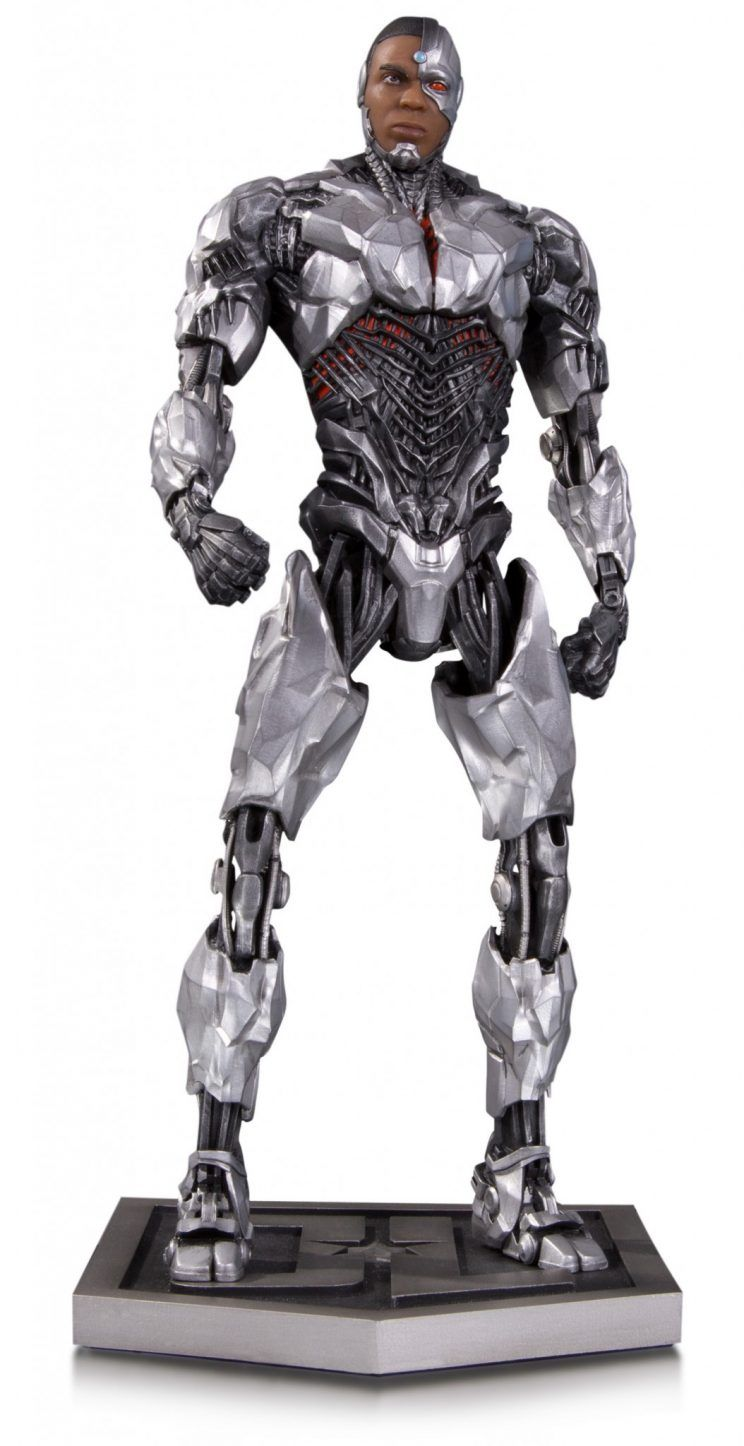Dc comics Justice league movie Cyborg 1//6 12 inch action figure new loose