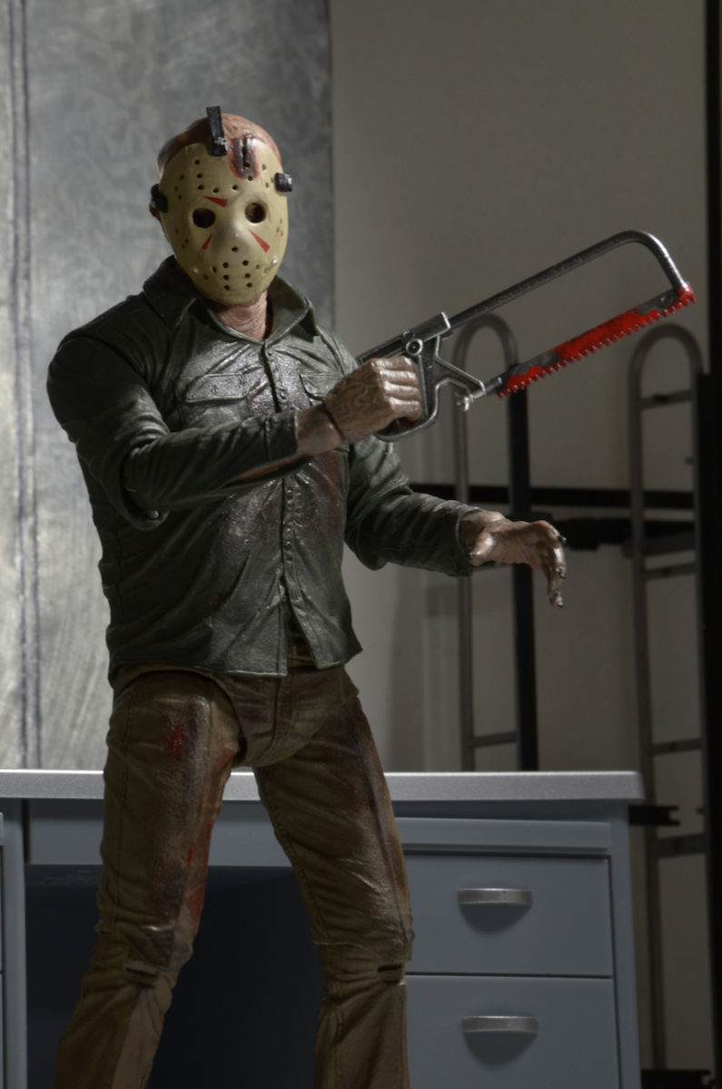 Ultimate Friday The 13th Part 4 Jason Voorhees Figure