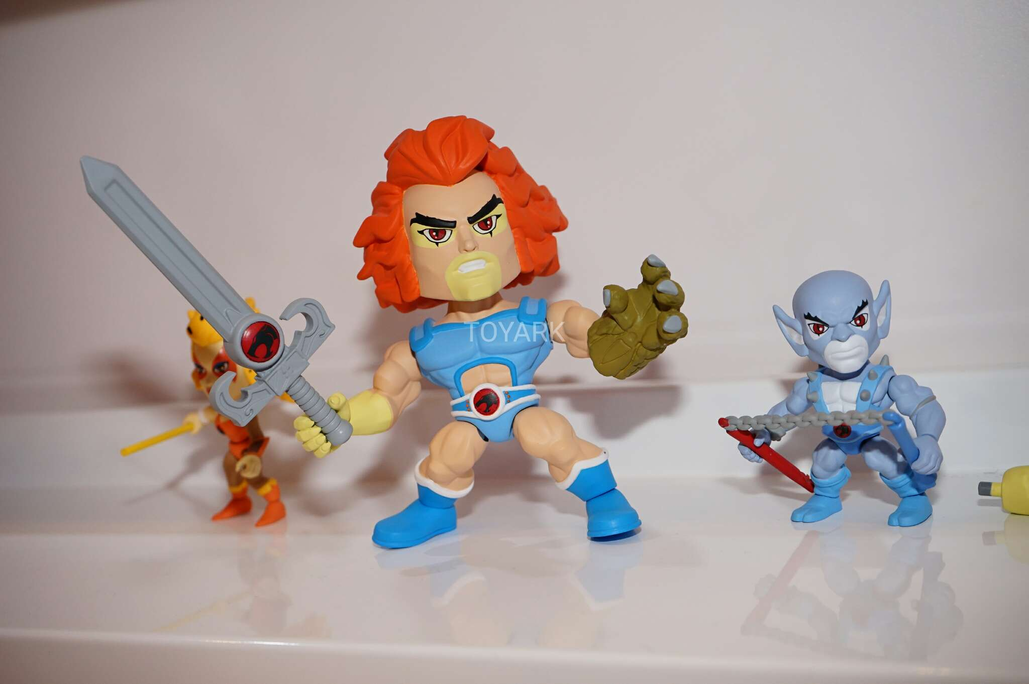Masters of the Universe by Loyal Subjects HE-MAN Limited SDCC he-man motu motuc
