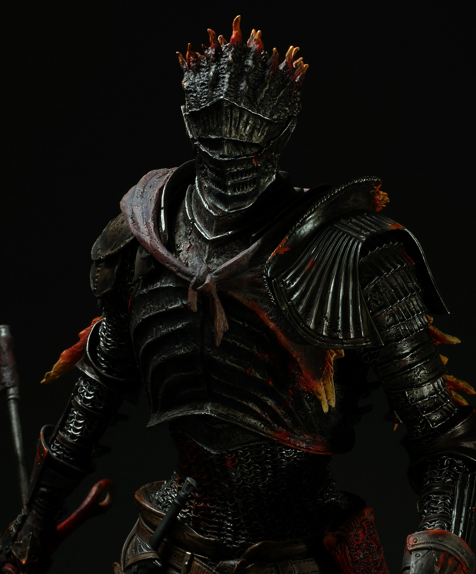 Photos of the Dark Souls 3 - Souls of Cinder Statue ...