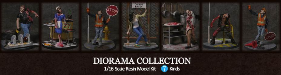 Gecco Tales from the Apocalypse: Diorama Collection - The