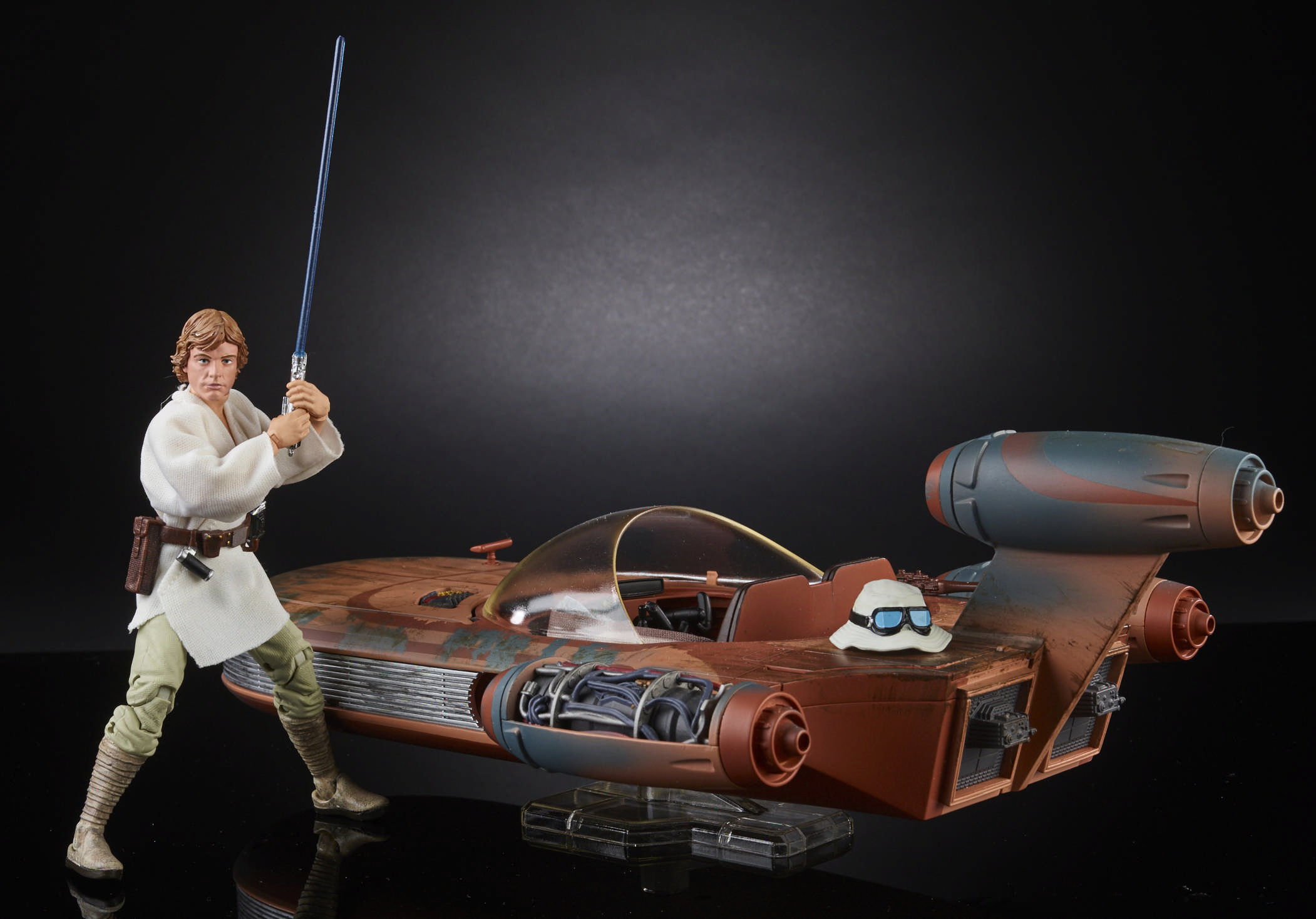 Star Wars Celebration Black Series Official Pics The