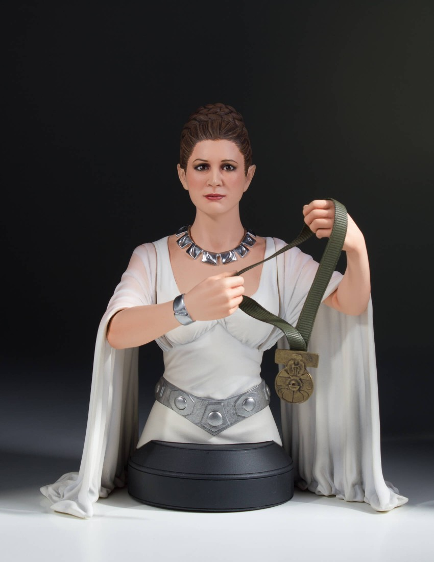 princess leia in a new hope Sideshow has unveiled its princess leia premium format figure which is based on the likeness of carrie fisher in star wars episode iv: a new hope the collectible is.