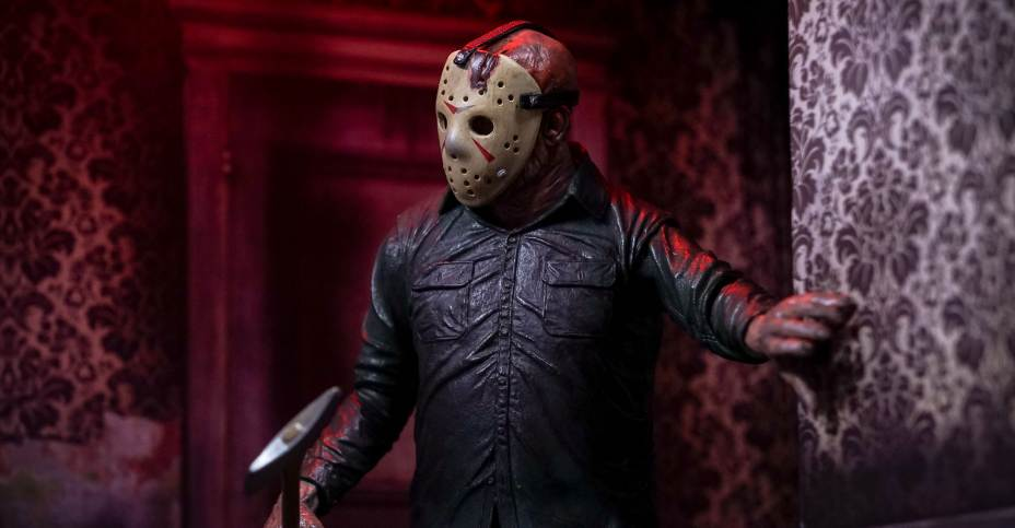 Friday the 13th Neca Ultimate Jason Part 4 The Final Chapter Action Figure