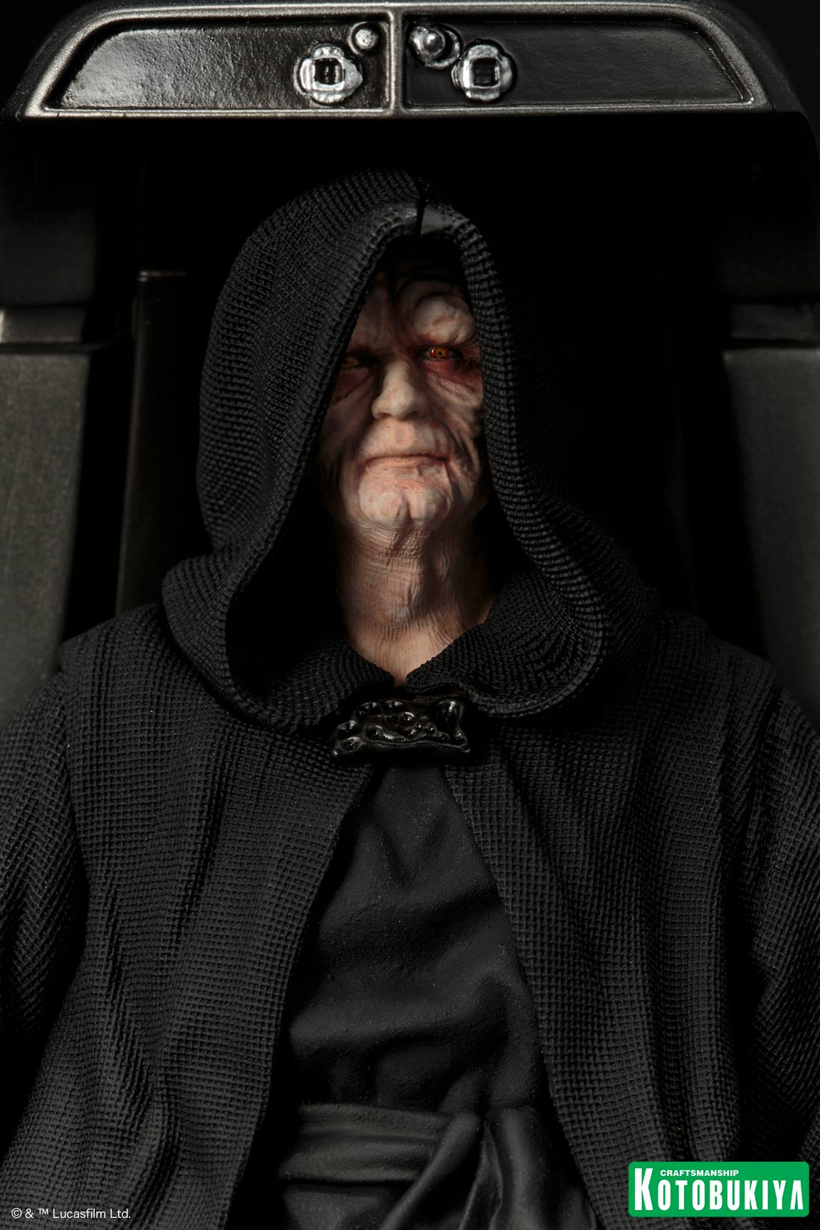 The Emperor Seven Tarot Cards From Different Packs Other: Official Photos And Info For Star Wars Emperor Palpatine