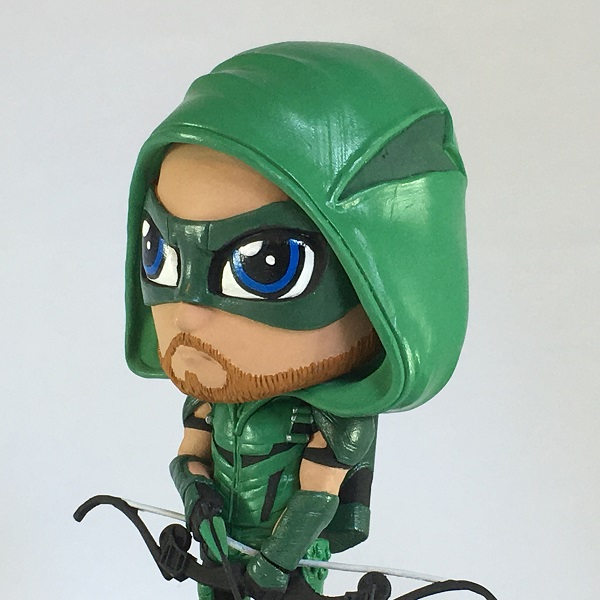 Icon Heroes SDCC 2017 Exclusive Green Arrow Animated ...