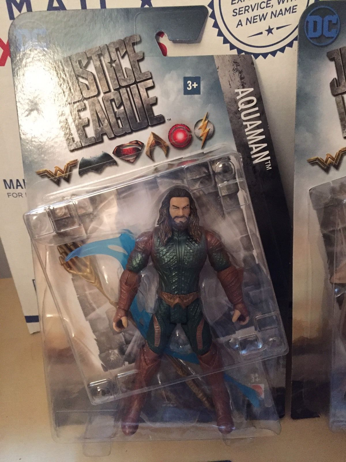 Toys For 4 And Up : Justice league multiverse figures by mattel hitting ebay