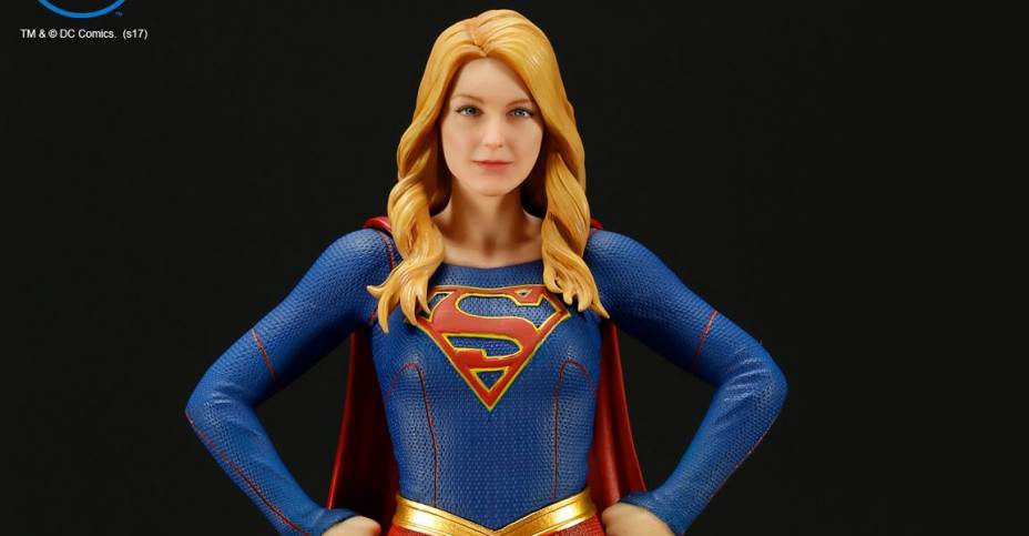 ARTFX Action- & Spielfiguren SUPERGIRL TV SUPERGIRL STATUE