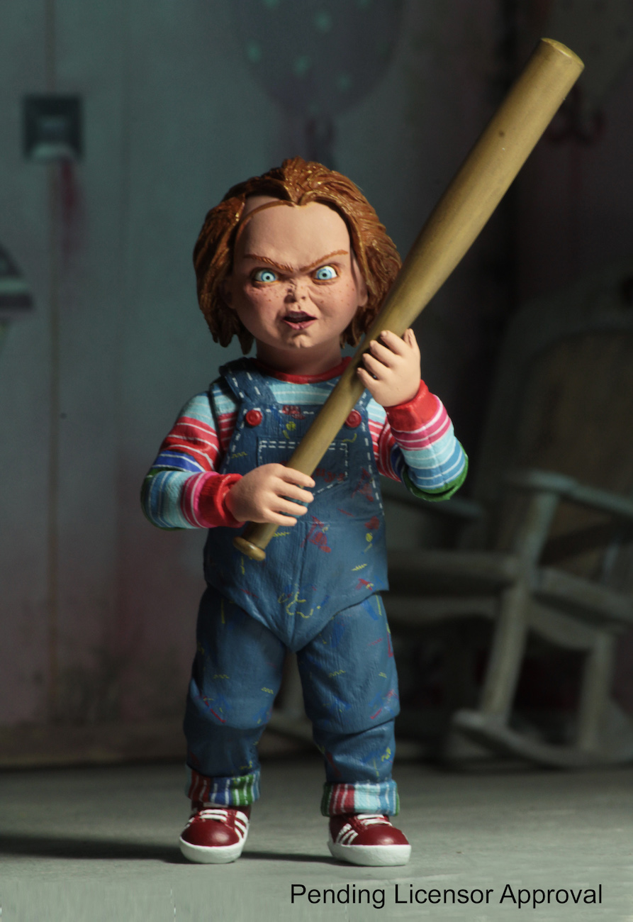 Sdcc 2017 Neca Ultimate Chucky Official Images And Info