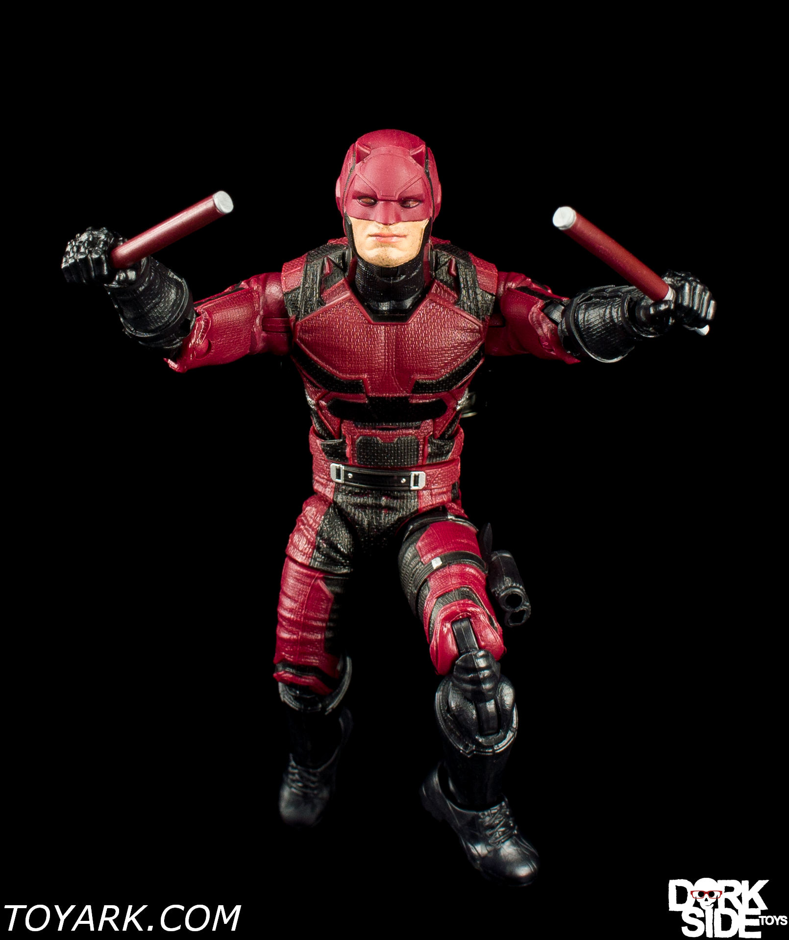 The First Netflix Daredevil Trailer Is Out: Marvel Legends Netflix Daredevil Photo Shoot