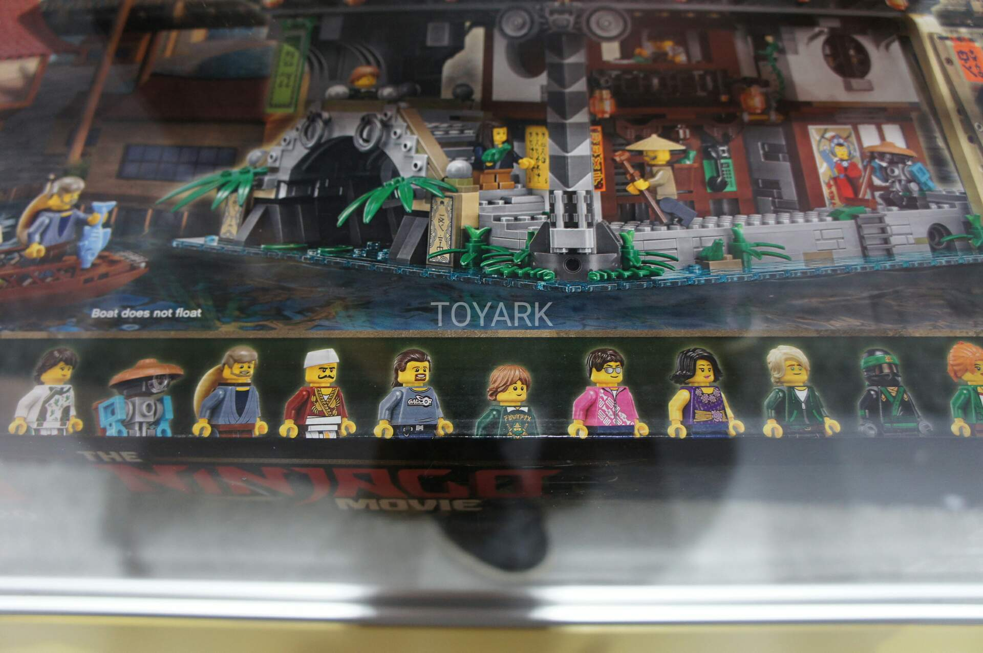 SDCC 2017 Gallery - LEGO Ninjago Movie City Set - The ...