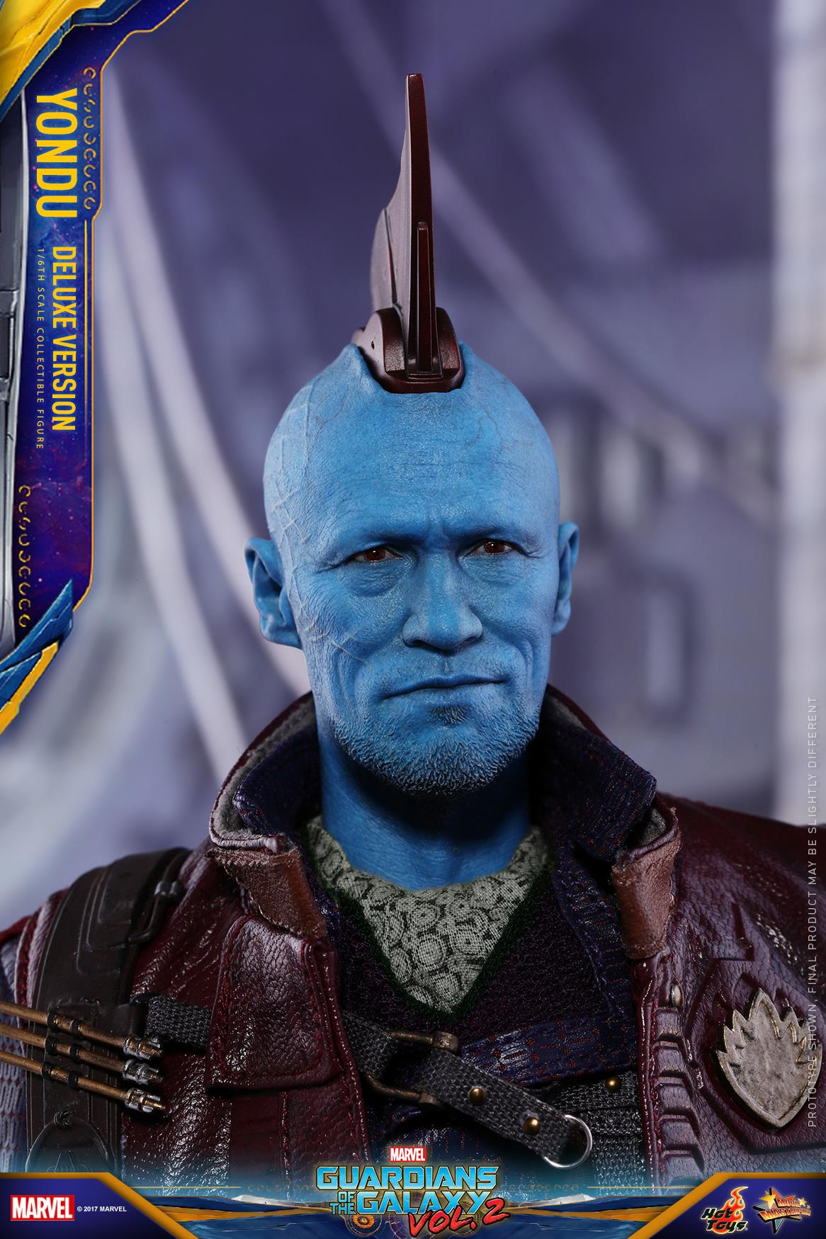 Hot Toys Guardians of the Galaxy Vol. 2 Yondu Figures ...