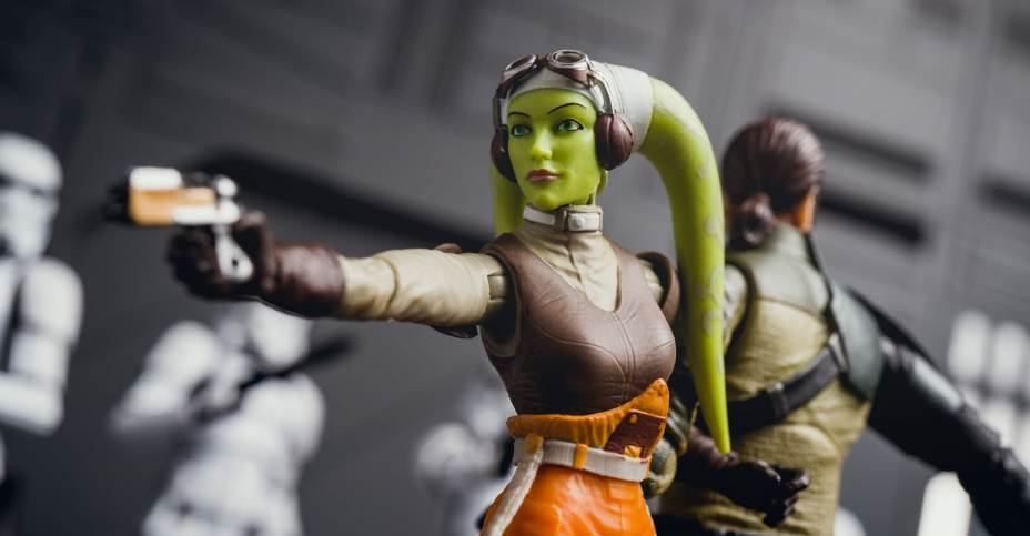 Hera Syndulla Star Wars Rebels Black Series Photo Review The Toyark News