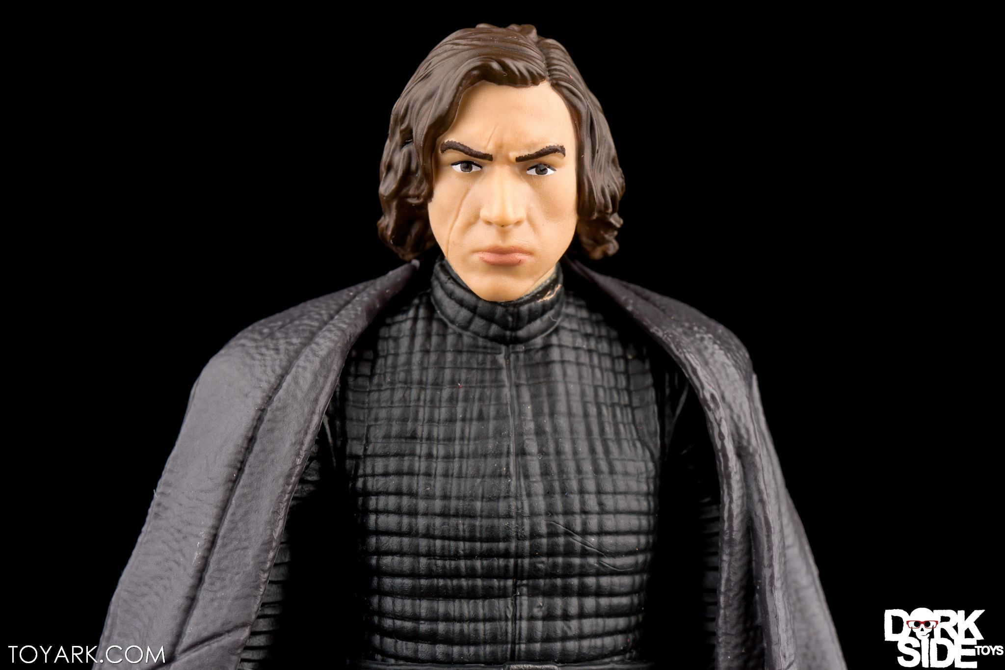 kylo ren the last jedi star wars black series photo review the toyark news. Black Bedroom Furniture Sets. Home Design Ideas