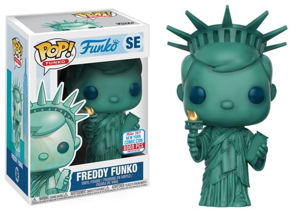 Round Up Of Funko S Massive List Of New York Comic Con