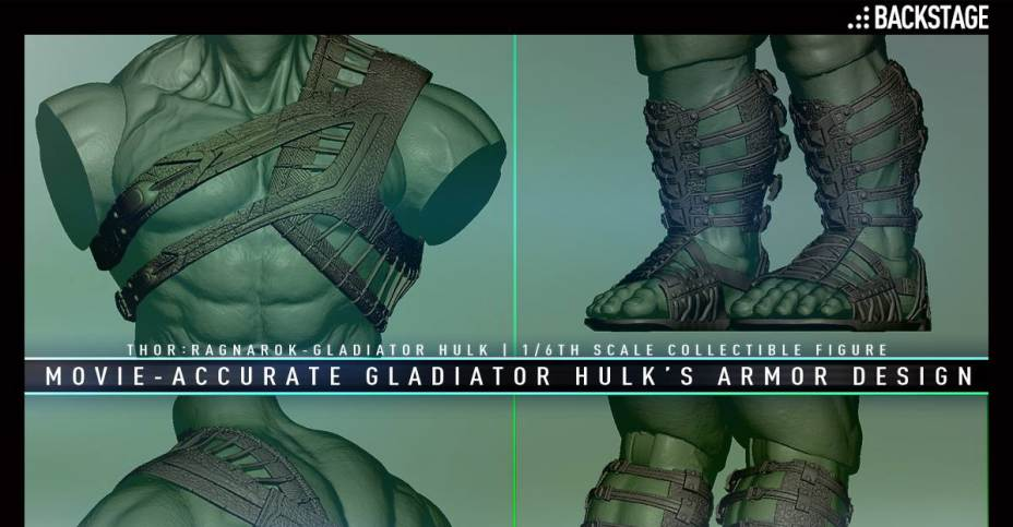 Hot Toys Thor Ragnarok Gladiator Hulk Update The Toyark News