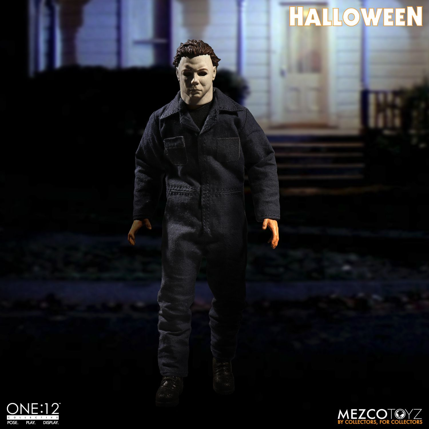 Mezco's Michael Myers One:12 Collective Figure Update ...